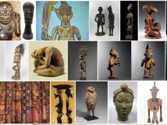 Africa Sculpture Forms