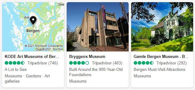 Bergen Attractions 2