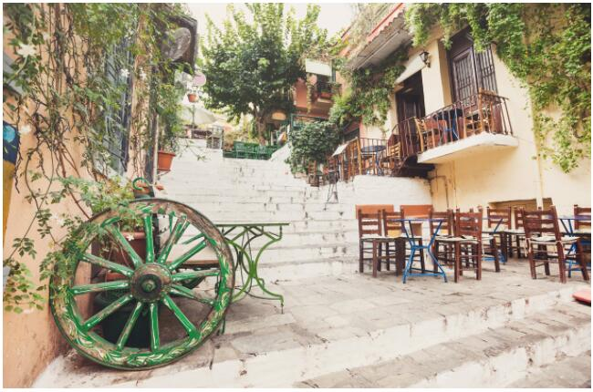 ATTRACTIONS OF ATHENS