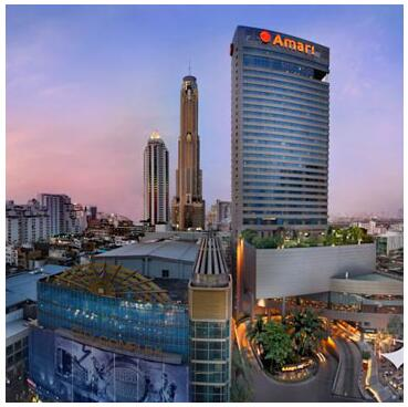Amari Watergate Bangkok 2