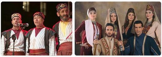 Armenia People