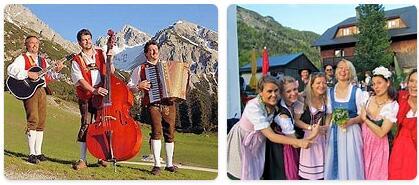 Austria People