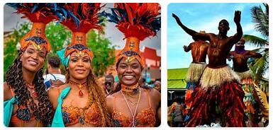 Barbados People