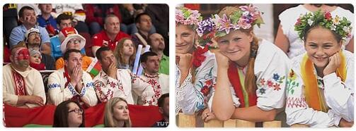 Belarus People