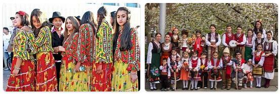 Bulgaria People