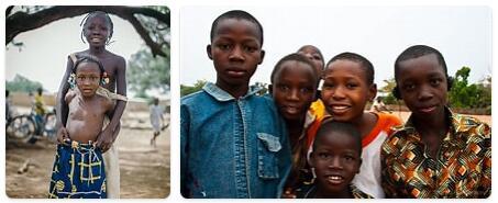 Burkina Faso People