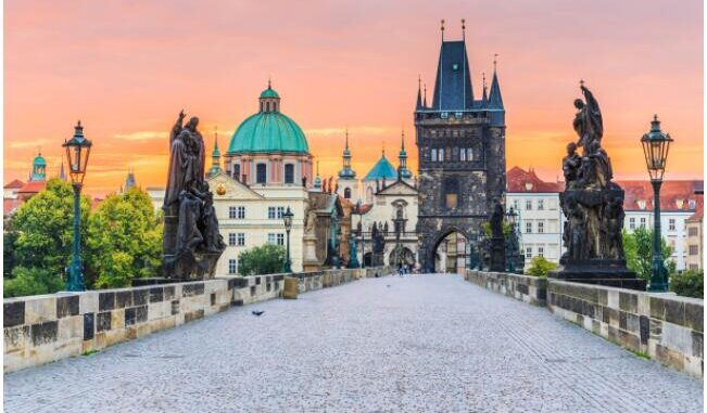 CITY HOLIDAY IN PRAGUE