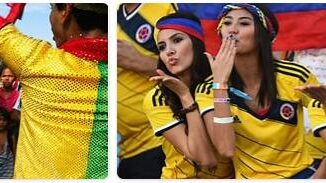 Colombia People