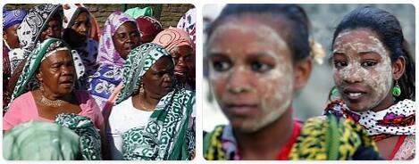 Comoros People