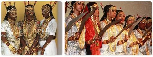 Djibouti People