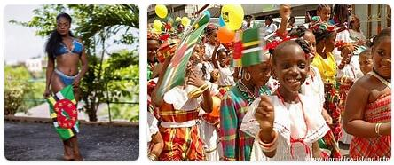 Dominica People