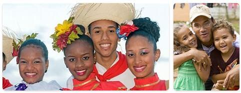 Dominican Republic People