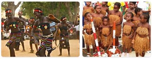 Equatorial Guinea People