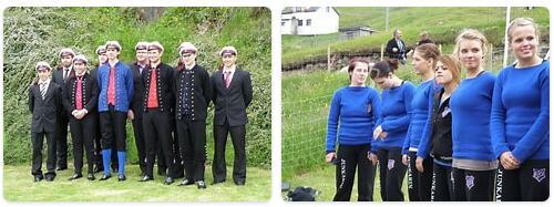 Faroe Islands People