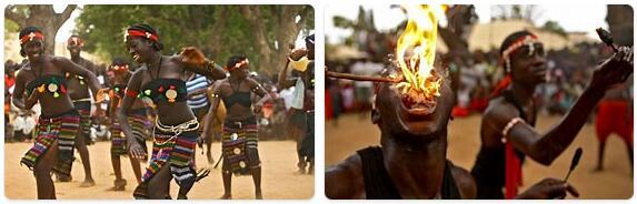Guinea People