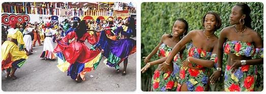 Haiti People
