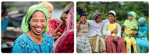 Indonesia People