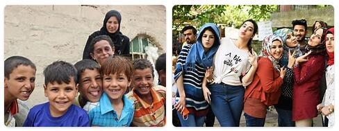 Iraq People