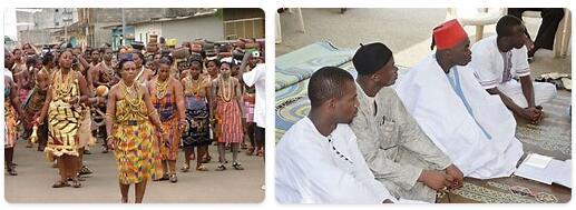 Ivory Coast People