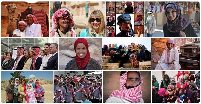 Jordan People