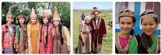 Kazakhstan People