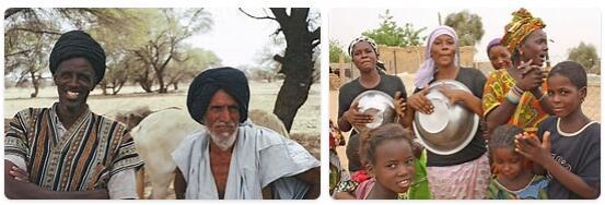 Mauritania People