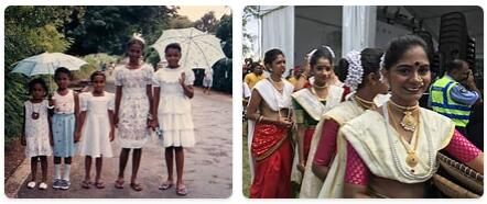 Mauritius People