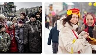 Russia People