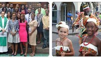 Saint Kitts and Nevis People