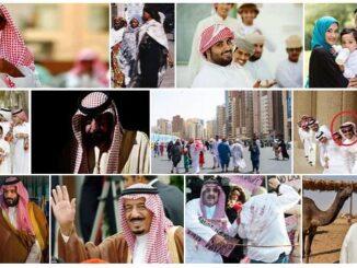 Saudi Arabia People