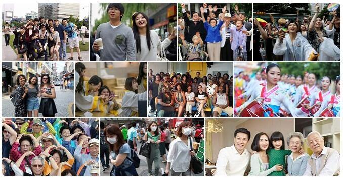 South Korea People