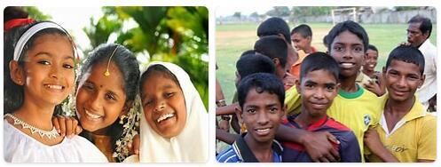Sri Lanka People