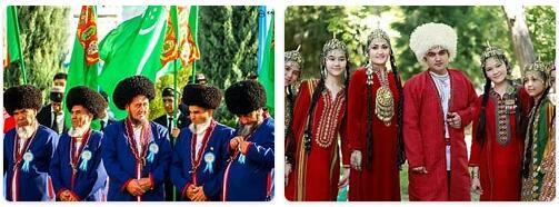 Turkmenistan People