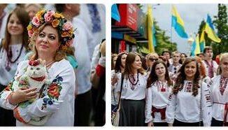 Ukraine People