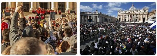 Vatican City People