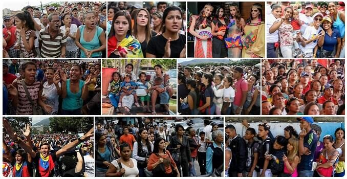 Venezuela People