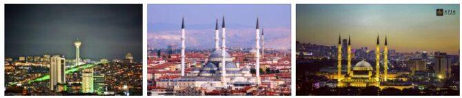 Ankara, Turkey Arrival and Transport