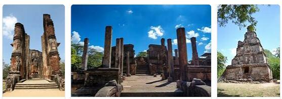 Ruined City of Polonnaruva (World Heritage)