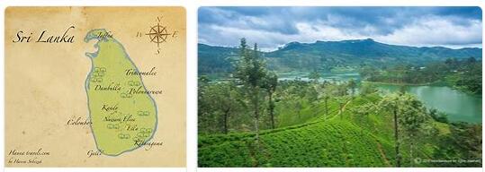Information about Sri Lanka